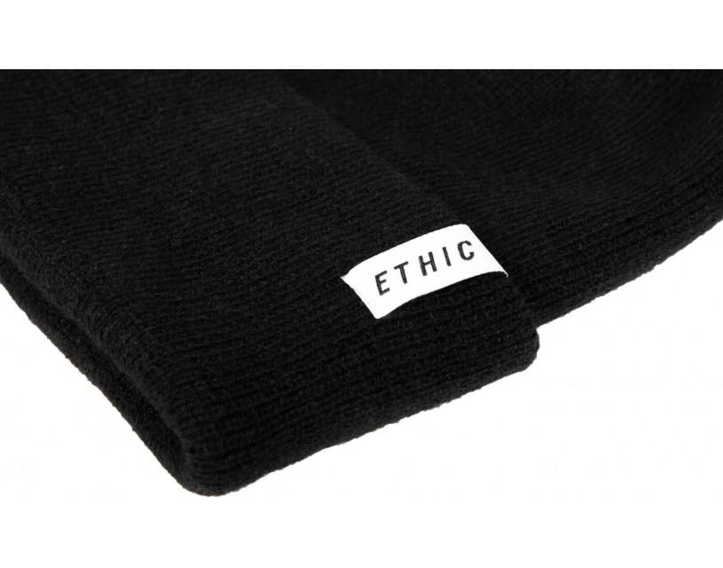 Шапка (Бини) Ethic Serpico Black