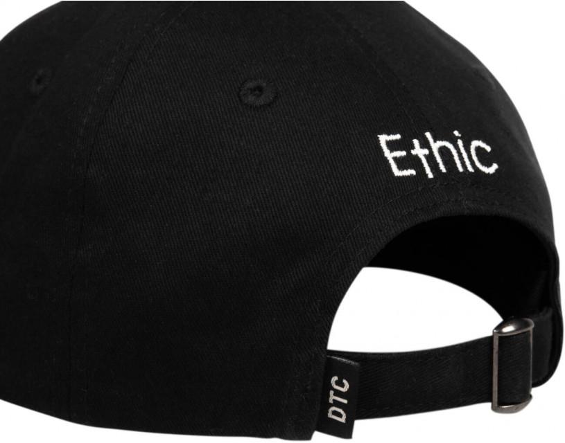 Кепка Ethic 2G1Cap Black