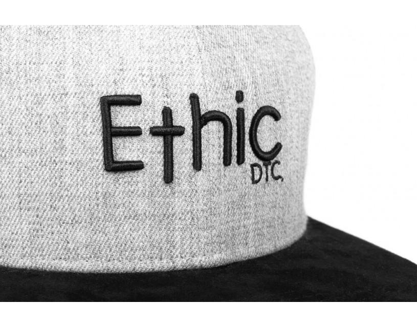 Кепка Ethic Deerstalker Grey