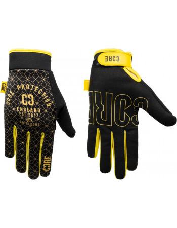 Перчатки Core Protection Black/Gold XXS