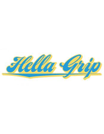 Стикер Hella Grip Logo
