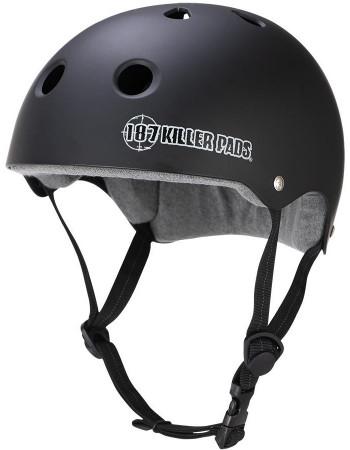 Шлем 187 Killer Pads Certified Helmet L/XL Matte Black