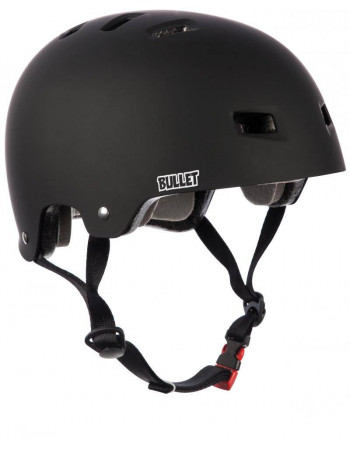 Шлем Bullet x Santa Cruz Screaming Hand Matt Black 54-57