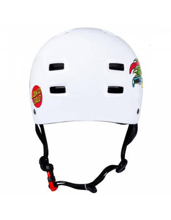 Шлем Bullet x Santa Cruz Slasher Y Gloss White 49-54
