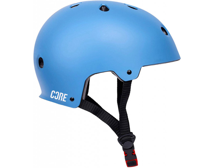 Шлем Core Basic Blue S-M