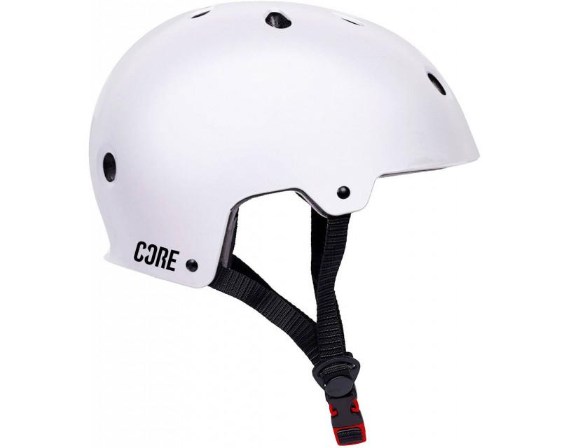 Шлем Core Basic White XS-S