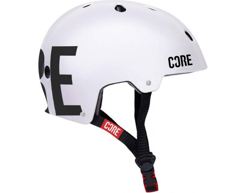 Шлем Core Street White S-M
