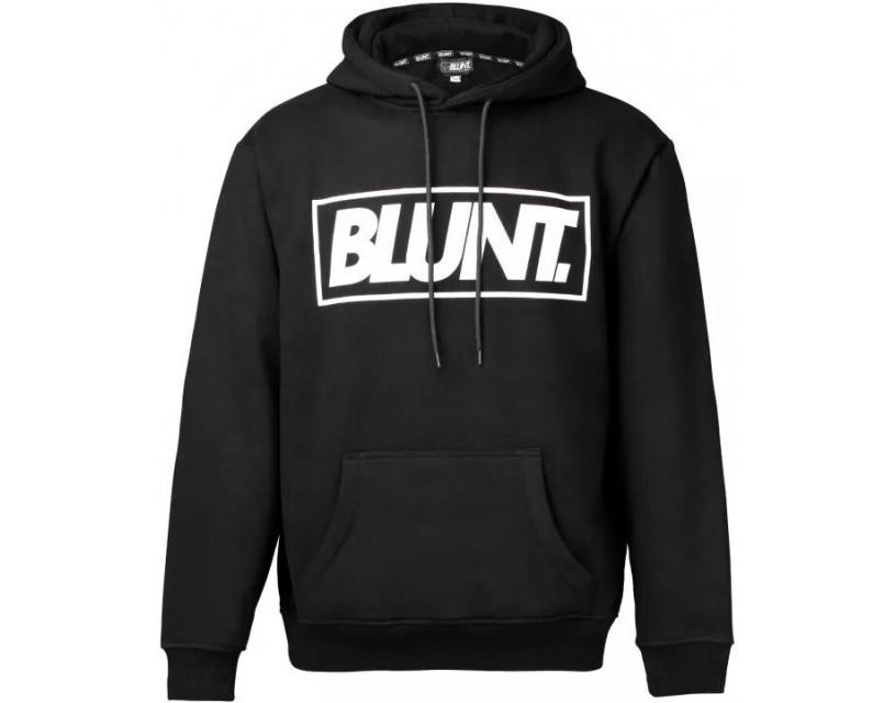 Худи Blunt Box Logo Black S