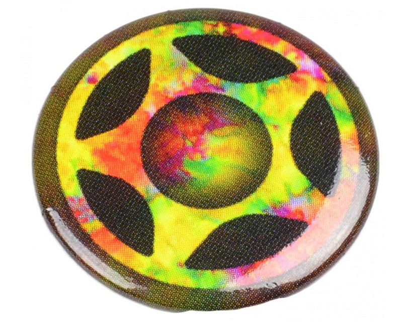 Значок Proto Tie Dye Badge
