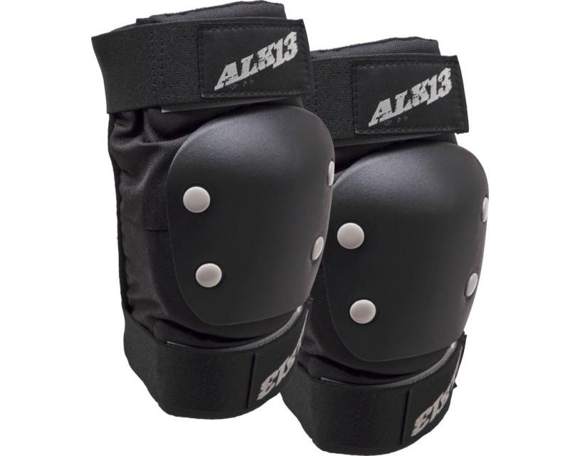Комплект защиты Alk13 Pads Black Red S