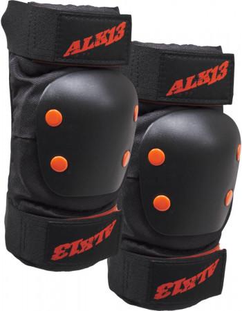 Комплект защиты Alk13 Pads Black Grey M