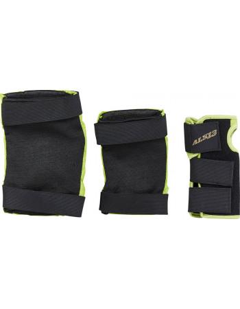 Комплект защиты Alk13 Pads Green XS