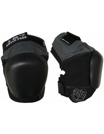 Наколенники 187 Killer Pads Pro Derby Knee Black/Gray L