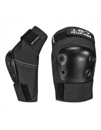 Налокотники 187 Killer Pads Pro Elbow Black S