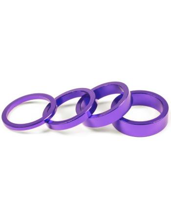 Комплект спейсеров Salt V2 Purple