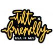 Стикер Tilt X Friendly