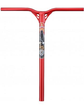 Руль Blunt Reaper V2 Red 650 mm