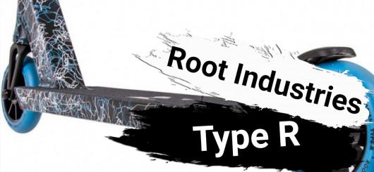 Обзор трюкового самоката Root Industries Type-R