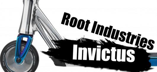 Обзор трюкового самоката Root Industries Invictus