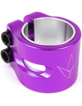 Зажим Blunt Twin Slit Purple