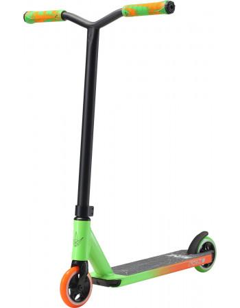 Самокат Blunt One S3 Green/Orange
