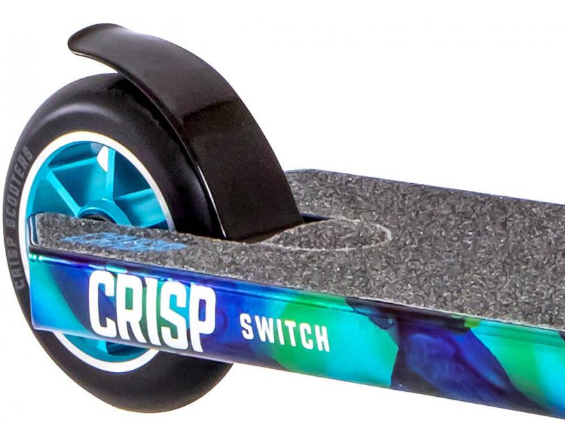 Самокат Crisp Switch 2020 Cloudy Blue/Black
