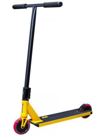 Самокат North Switchblade 2021 Yellow/Matte Black