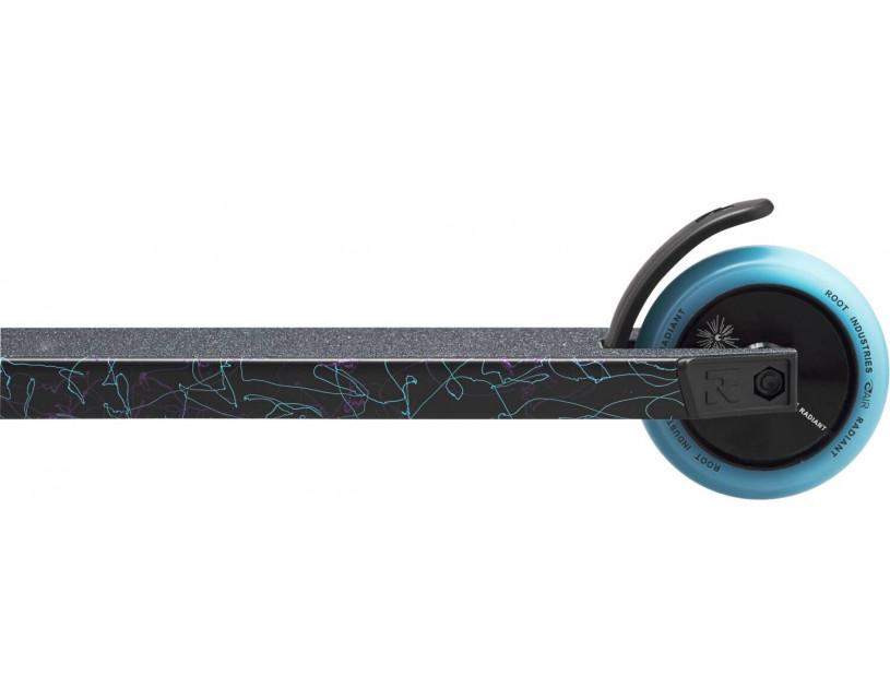 Самокат Root Industries Invictus Black/Blue/Purple