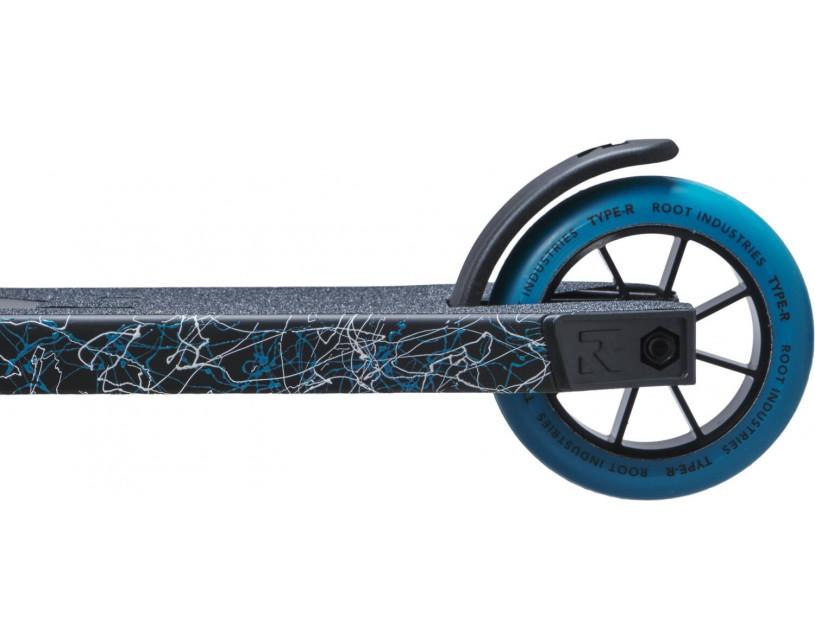 Самокат Root Industries Type R Mini Splatter Blue