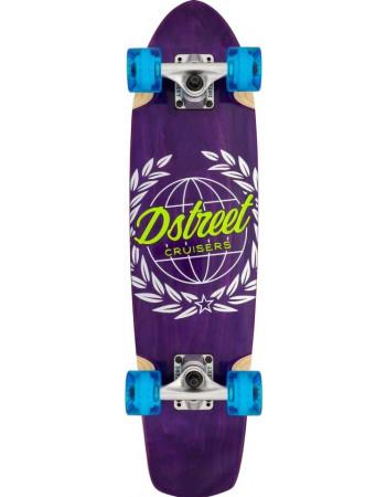 Круизер D Street Atlas Purple