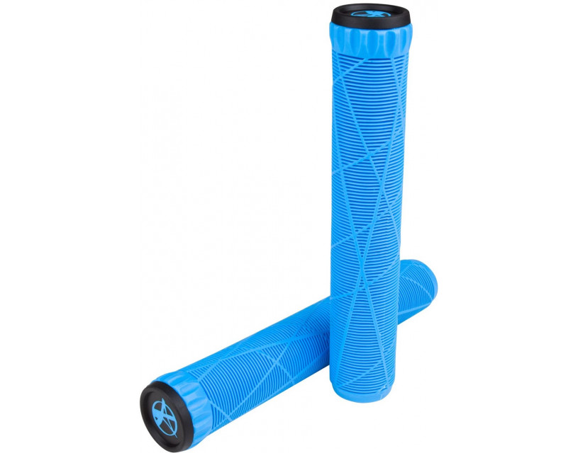 Грипсы Addict OG Neon Blue