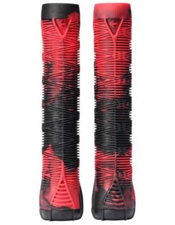 Грипсы Blunt V2 Red/Black
