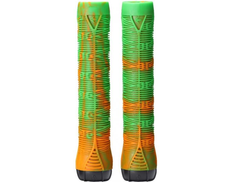 Грипсы Blunt V2 Green/Orange