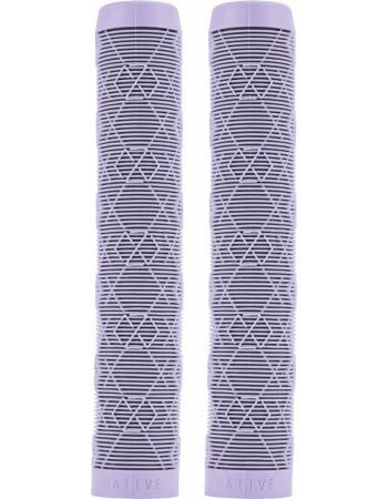 Грипсы Native Emblem Lilac