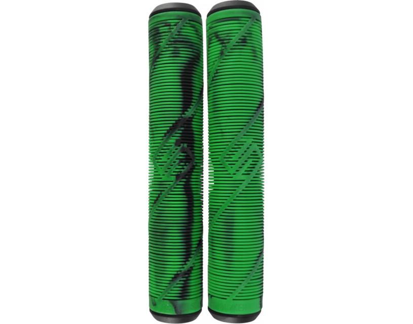 Грипсы Striker Logo Black/Green