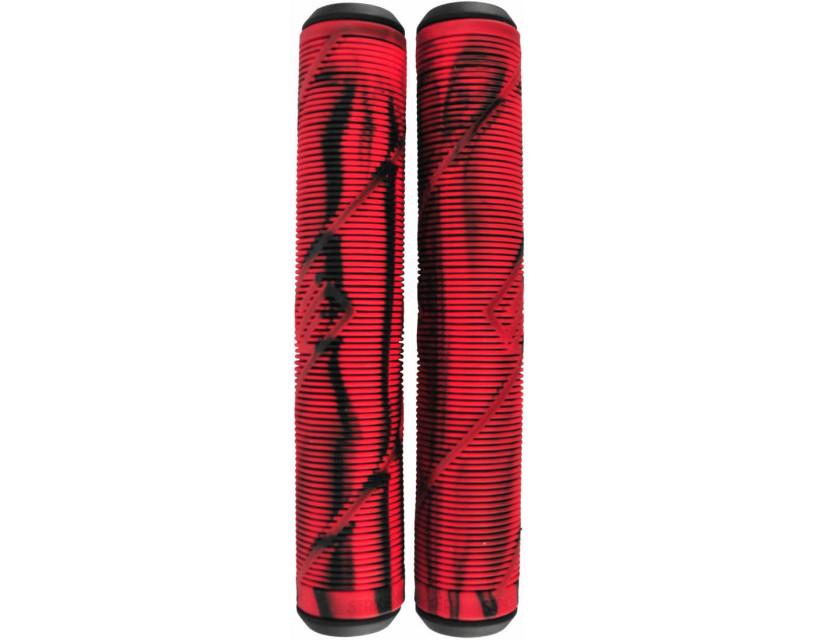 Грипсы Striker Logo Black/Red