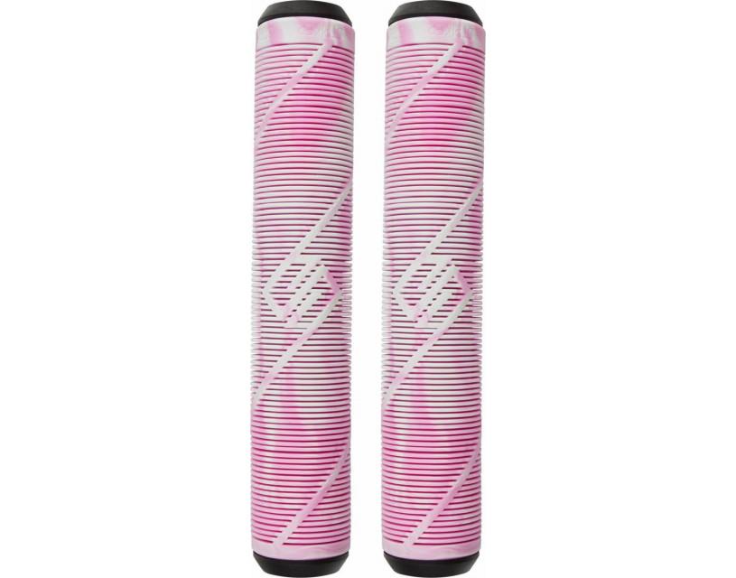 Грипсы Striker Logo White/Pink