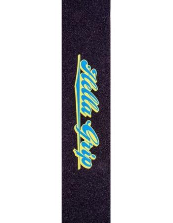 Наждак Hella Grip Classic Blue/Yellow