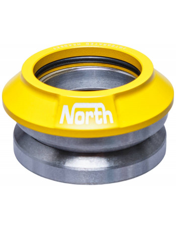 Рулевая North Star Yellow
