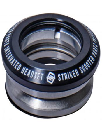 Рулевая Striker Integrated Black