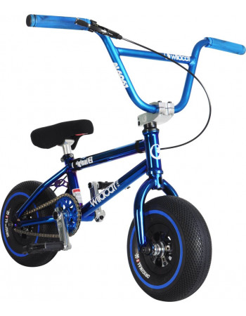 Mini BMX Wildcat Original 2C Joker Blue/Black