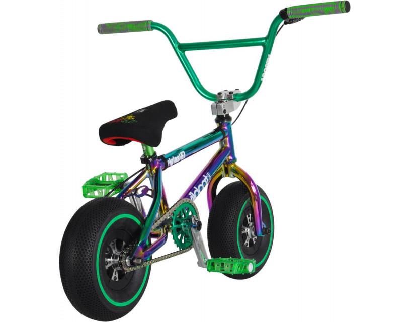 Mini BMX Wildcat Original 2C Joker Green/Black
