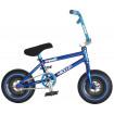 Mini BMX Wildcat Original 2C Joker Blue/Black (Без Тормоза)