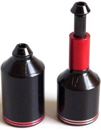 Пеги Ethic Alu Black/Red