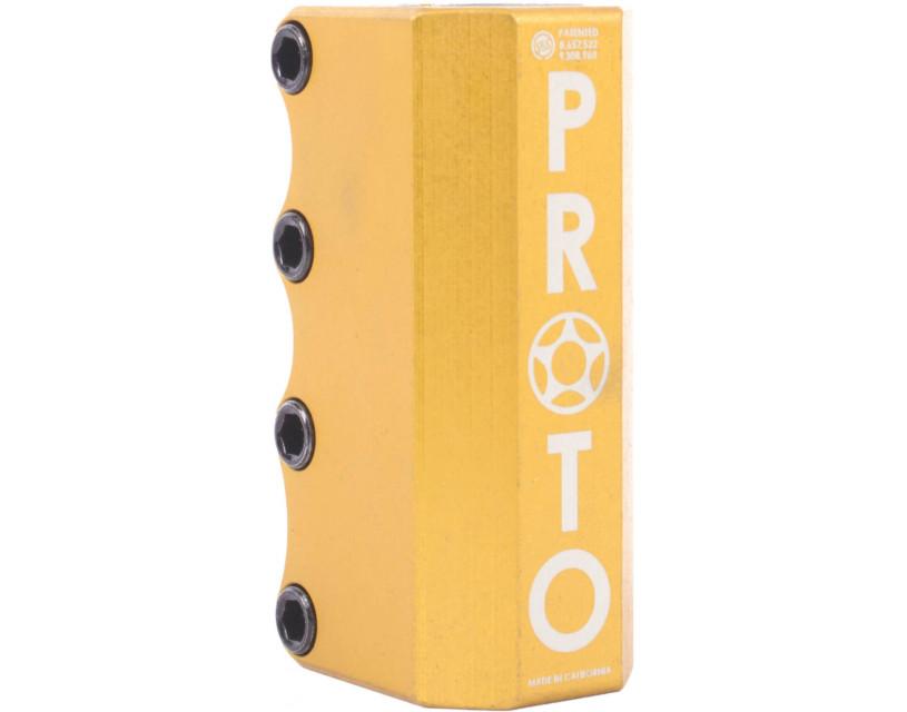 SCS Proto Full Knuckle V2 Gold
