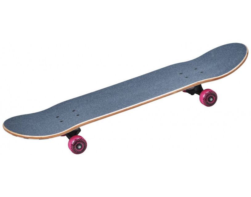"Скейтборд Speed Demons Checkers Pink 7.75"""
