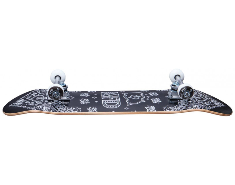 Скейтборд KFD Bandana Black
