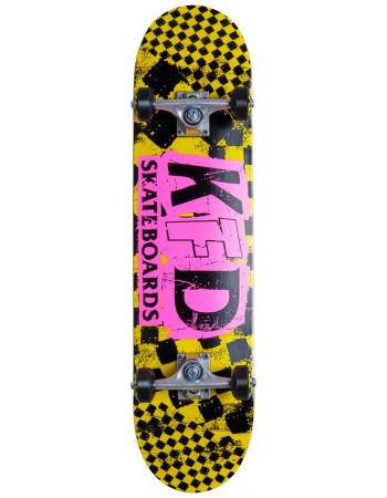Скейтборд KFD Ransom Yellow