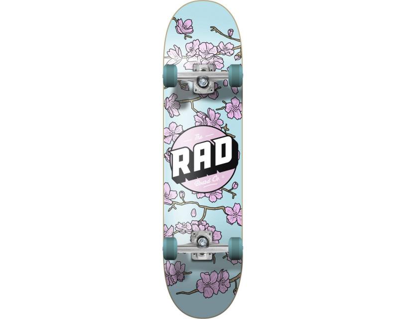 Скейтборд RAD Cherry Blossom Blue