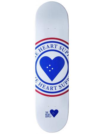 "Дека Heart Supply Insignia White 8.25"""